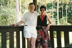 1991-07-21 Gator Jungle, Plant City, Florida.  (16)093