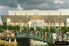1991-07-21 Universal Studios, Orlando, Florida.  (11)107