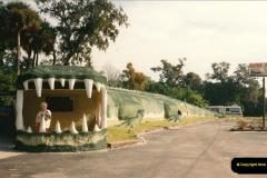 1991-11-24 Gator Jungle, Plant City, Florida.  (2)141