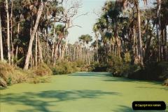 1991-11-24 Gator Jungle, Plant City, Florida.  (9)148