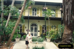 1991-11-27 to 29 Key West, Florida.  (18)181