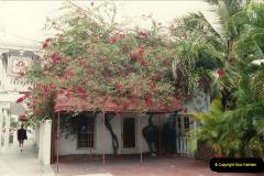 1991-11-27 to 29 Key West, Florida.  (3)166