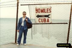 1991-11-27 to 29 Key West, Florida.  (5)168