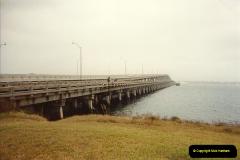 1991-11-30 On route to New Orleans, Louisiana via Alabama.   (3)194
