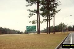 1991-11-30 On route to New Orleans, Louisiana via Alabama.   (4)195