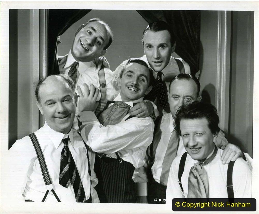 WW2 Stars The Crazy Gang. (12) 129