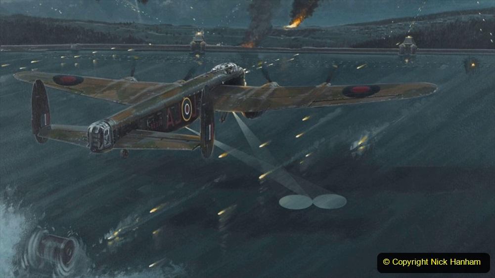 World War 2 The Dam Busters. (5) 112