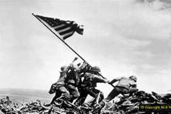 WW2 USA. Iwo Jima. (1) 135