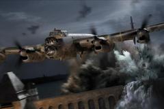World War 2 The Dam Busters. (3) 110