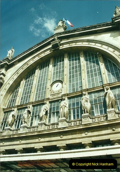 2002 Paris Gare Du Nord, France (3)021021