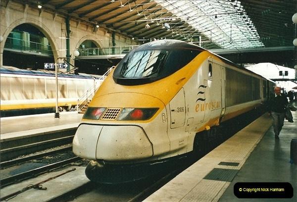 2002 Paris Gare Du Nord, France (2)020020