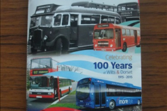 Wilts and Dorset 100 Years 14 June 2015