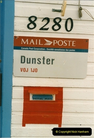 Canada.  Dunster.028