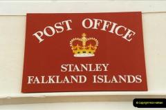 Falkland Islands. Port Stanley.  (1)060