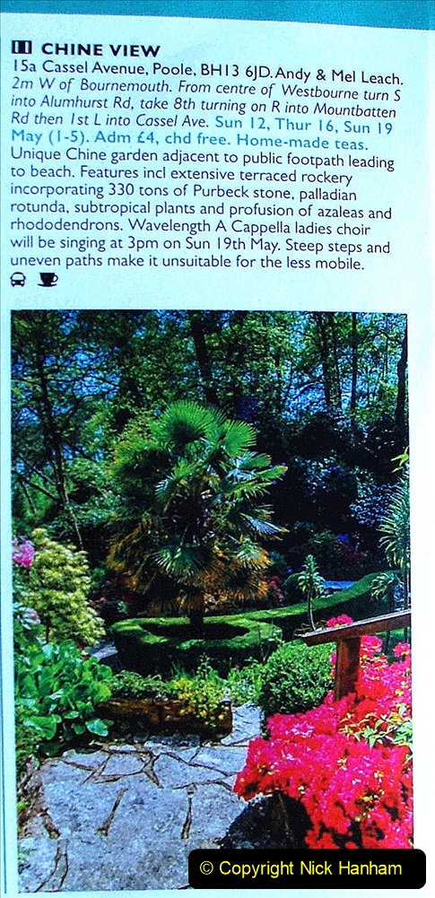 2019-05-19 Yellow Book Garden Visit in Poole. (2) 02