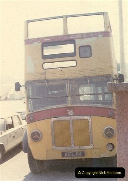 1980 Summer. Seen on Corfu.  (3)004