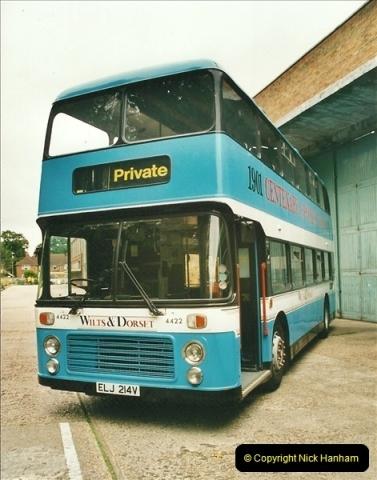 2002-06-30. 100 Years of Yellow Buses Open Day, Mallard Road Depot. Bournemouth, Dorset.    (62)077