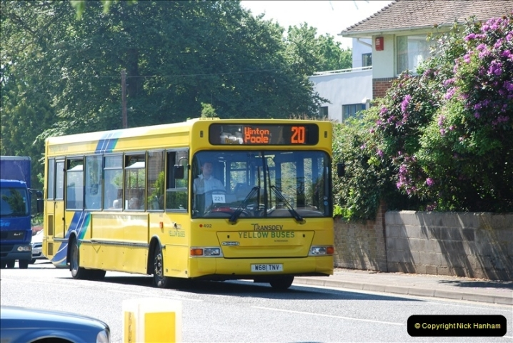 2010-06-03 The New Route 20 in Poole, Dorset.  (1)148