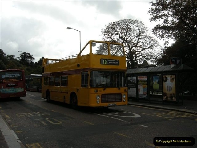 Yellow Buses Bournemouth, Dorset. 1963 to  2011. Picture 143334