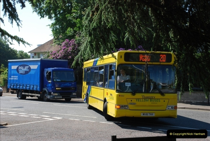 Yellow Buses Bournemouth, Dorset. 1963 to  2011. Picture 150341