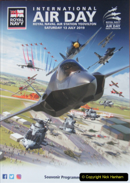 Yeovilton Air Day 13 July 2019