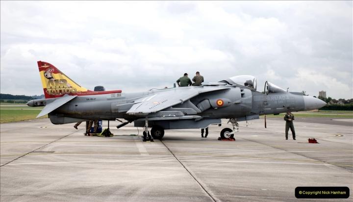 2019-07-13 Yeovilton Air Day. (127) Harrier.