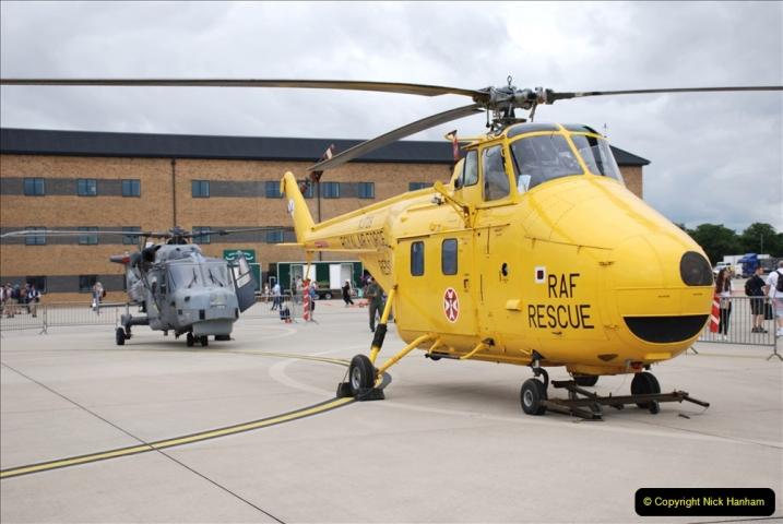 2019-07-13 Yeovilton Air Day. (158) Whirlwind  HAR10.