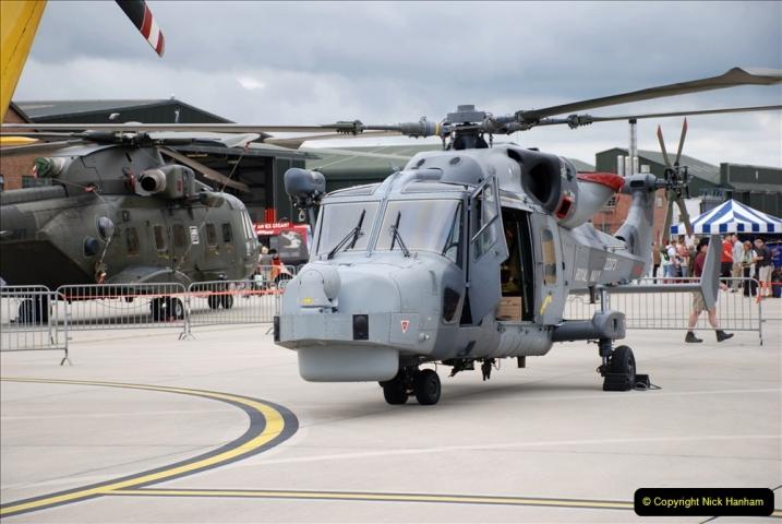 2019-07-13 Yeovilton Air Day. (161) Wildcat AH1.