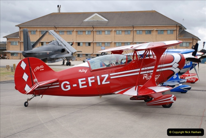 2019-07-13 Yeovilton Air Day. (172) Pitts Special.