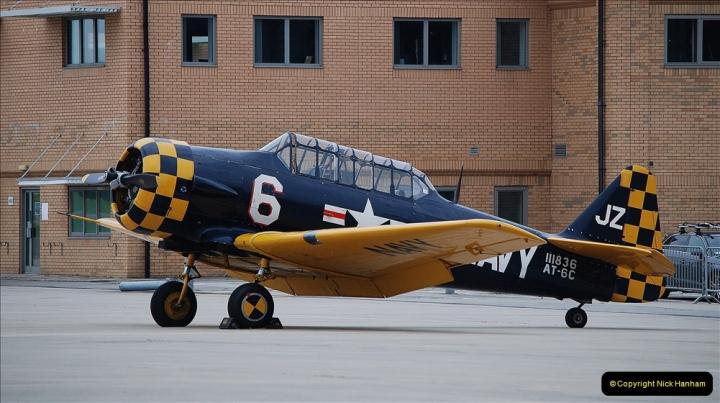 2019-07-13 Yeovilton Air Day. (182) AT-6 Harvard 2A.