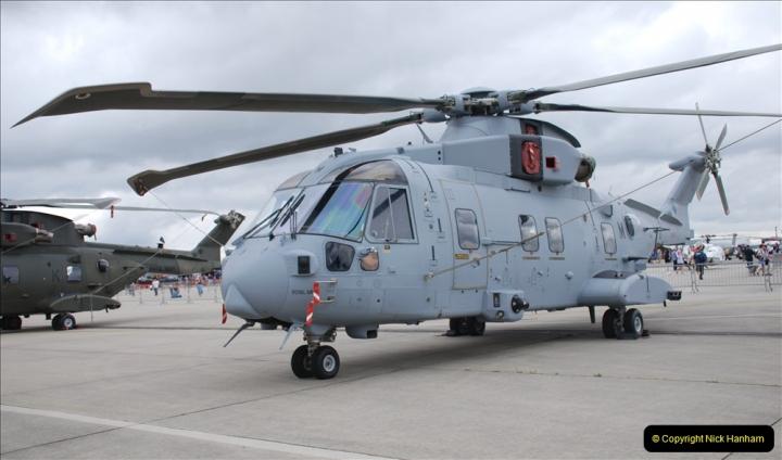 2019-07-13 Yeovilton Air Day. (201) Merlin.