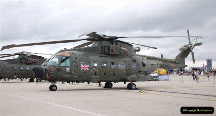 2019-07-13 Yeovilton Air Day. (203) Merlin.