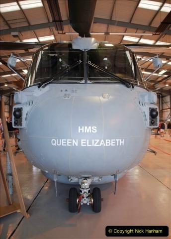 2019-07-13 Yeovilton Air Day. (226) Merlin.