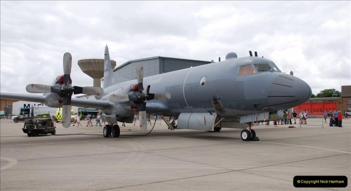 2019-07-13 Yeovilton Air Day. (245) CP-140 Aurora.