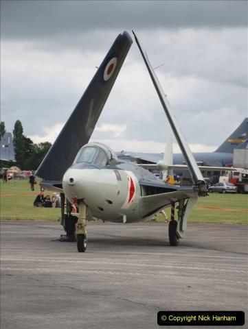 2019-07-13 Yeovilton Air Day. (257) Sea Hawk FGA6.