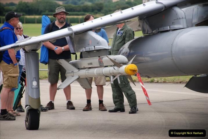 2019-07-13 Yeovilton Air Day. (288) Harrier Jump Jet.