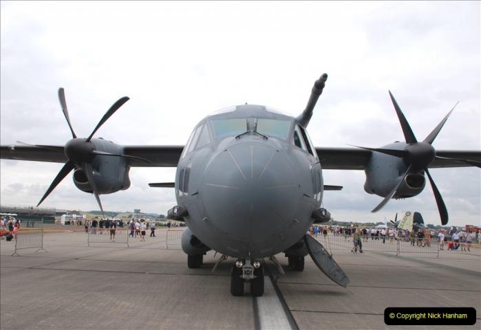 2019-07-13 Yeovilton Air Day. (29) Alenia C-27J Spartan.