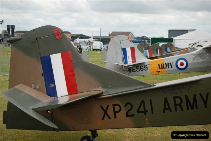 2019-07-13 Yeovilton Air Day. (292) Auster.