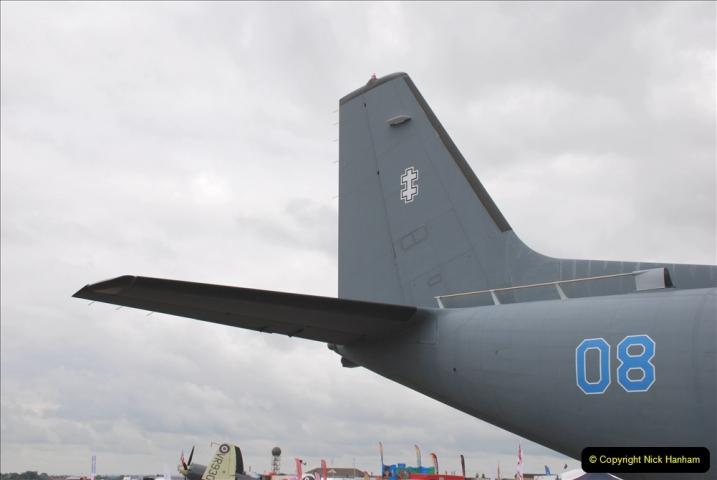 2019-07-13 Yeovilton Air Day. (31) Alenia C-27J Spartan.