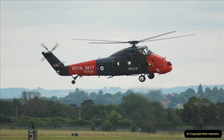 2019-07-13 Yeovilton Air Day. (361) Wessex HU5.