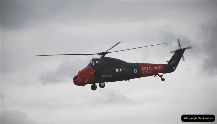 2019-07-13 Yeovilton Air Day. (365) Wessex HU5.
