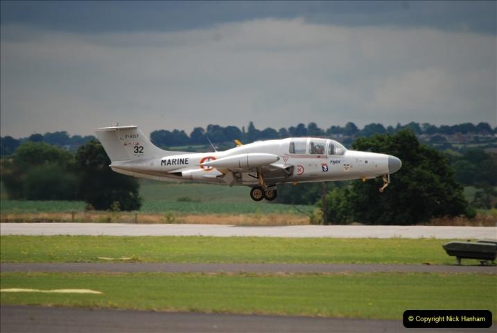 2019-07-13 Yeovilton Air Day. (376) MS.760 Paris.