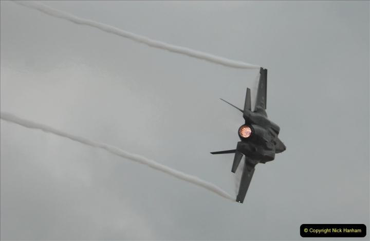 2019-07-13 Yeovilton Air Day. (380) F-35B Lightning 2.