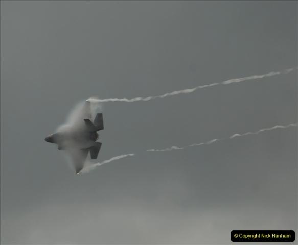 2019-07-13 Yeovilton Air Day. (384) F-35B Lightning 2.
