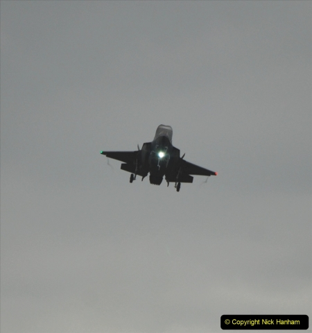 2019-07-13 Yeovilton Air Day. (390) F-35B Lightning 2.