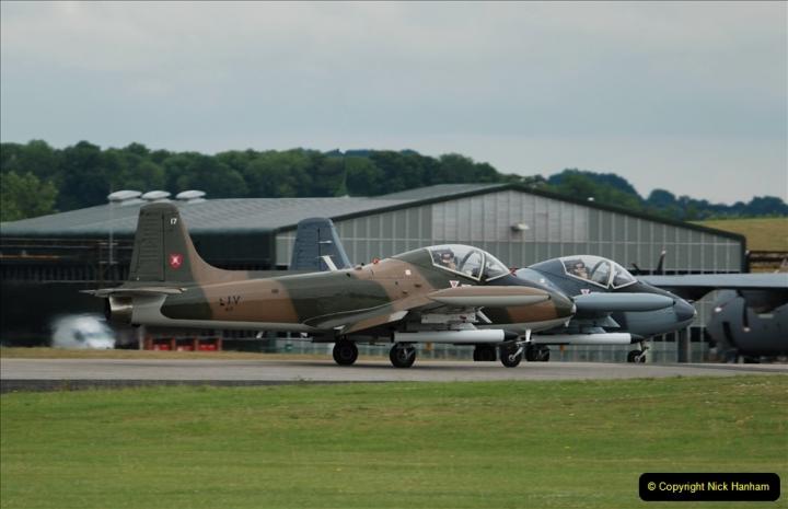 2019-07-13 Yeovilton Air Day. (394) Strikemasters.