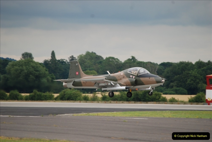 2019-07-13 Yeovilton Air Day. (402) Strikemasters.