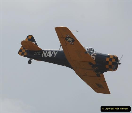 2019-07-13 Yeovilton Air Day. (406) AT-6 Harvard 11A.