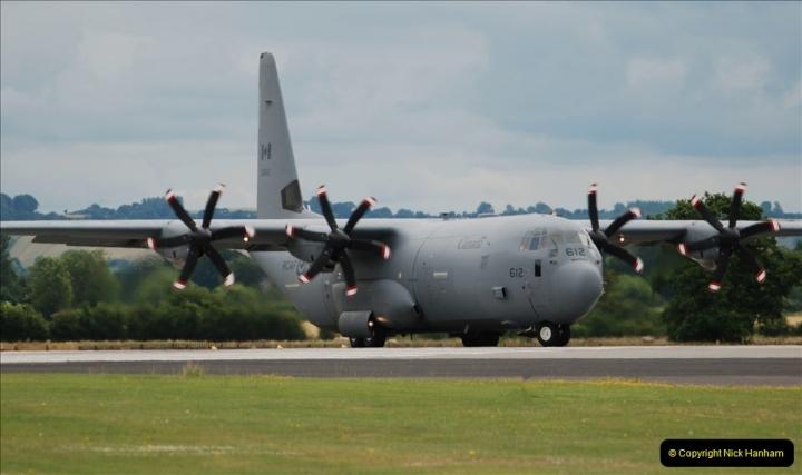 2019-07-13 Yeovilton Air Day. (410) C-130J Herculese.