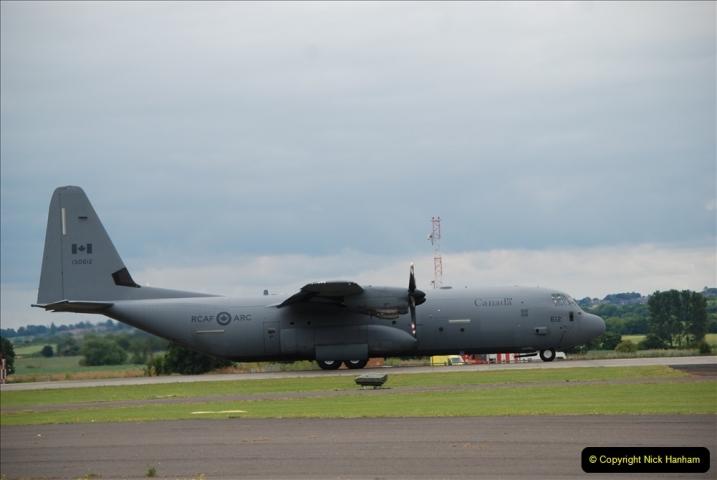 2019-07-13 Yeovilton Air Day. (412) C-130J Herculese.